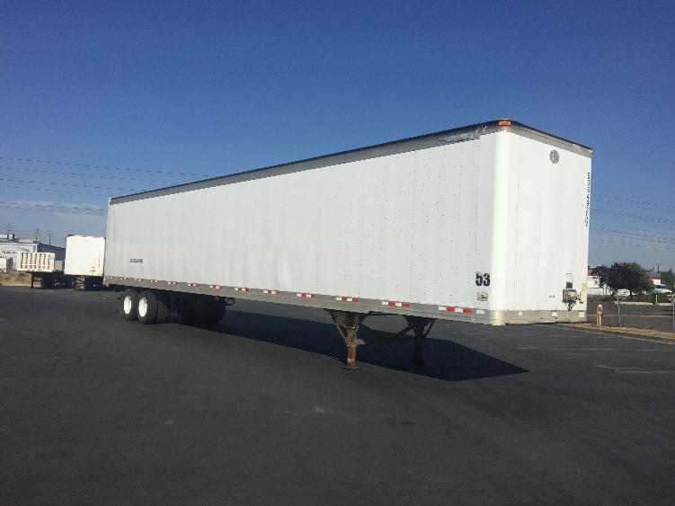 Dry Van Trailer-Semi Trailers-Great Dane-2006-Trailer-SALT LAKE CITY-UT-357,517 miles-$13,000
