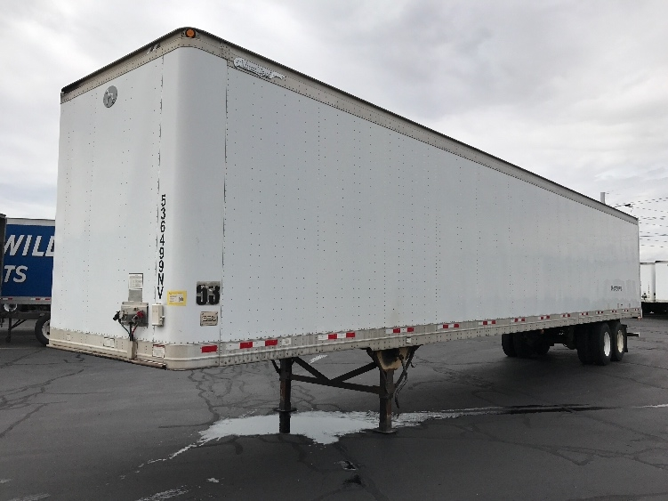 Dry Van Trailer-Semi Trailers-Great Dane-2006-Trailer-WEST VALLEY CITY-UT-456,751 miles-$14,250