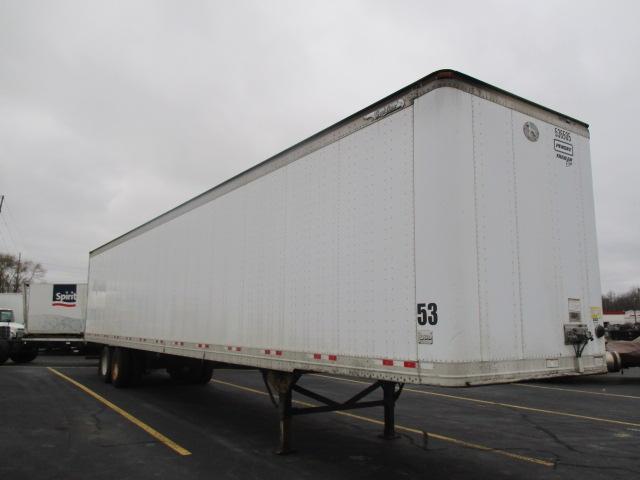 Dry Van Trailer-Semi Trailers-Great Dane-2006-Trailer-LA PORTE-IN-549,400 miles-$11,500