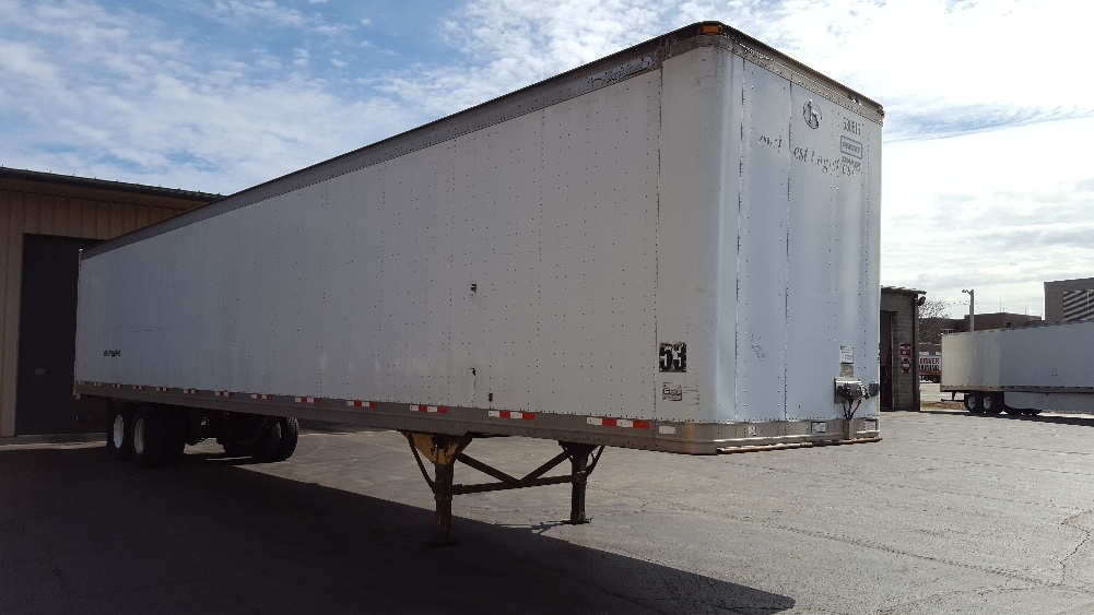 Dry Van Trailer-Semi Trailers-Great Dane-2006-Trailer-LINCOLN-NE-330,703 miles-$11,500
