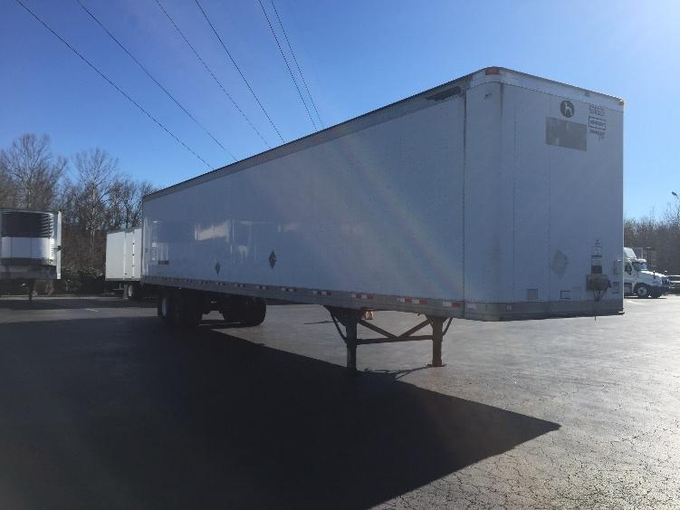 Dry Van Trailer-Semi Trailers-Great Dane-2007-Trailer-WINSTON SALEM-NC-276,390 miles-$13,250