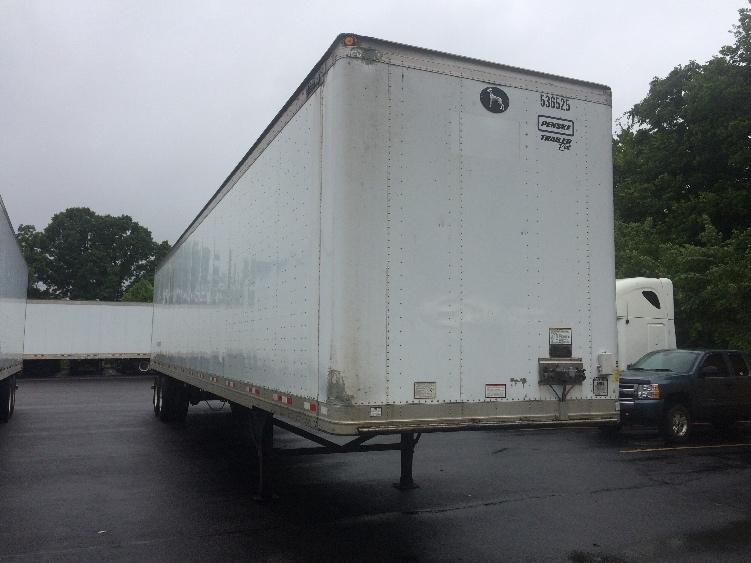 Dry Van Trailer-Semi Trailers-Great Dane-2007-Trailer-SALEM-VA-255,817 miles-$14,500