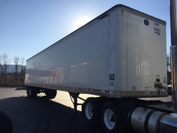 Dry Van Trailer-Semi Trailers-Great Dane-2007-Trailer-MEMPHIS-TN-278,173 miles-$14,250