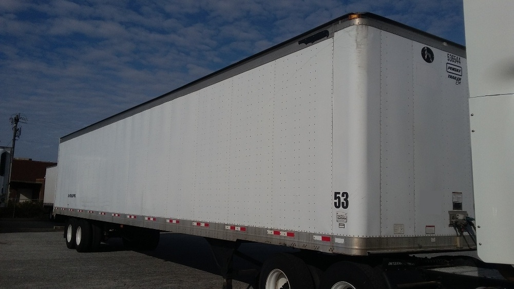 Dry Van Trailer-Semi Trailers-Great Dane-2007-Trailer-BELDEN-MS-823,971 miles-$13,250