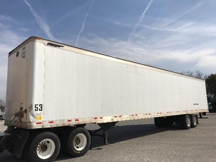Dry Van Trailer-Semi Trailers-Great Dane-2007-Trailer-GREENSBORO-NC-890,725 miles-$15,750