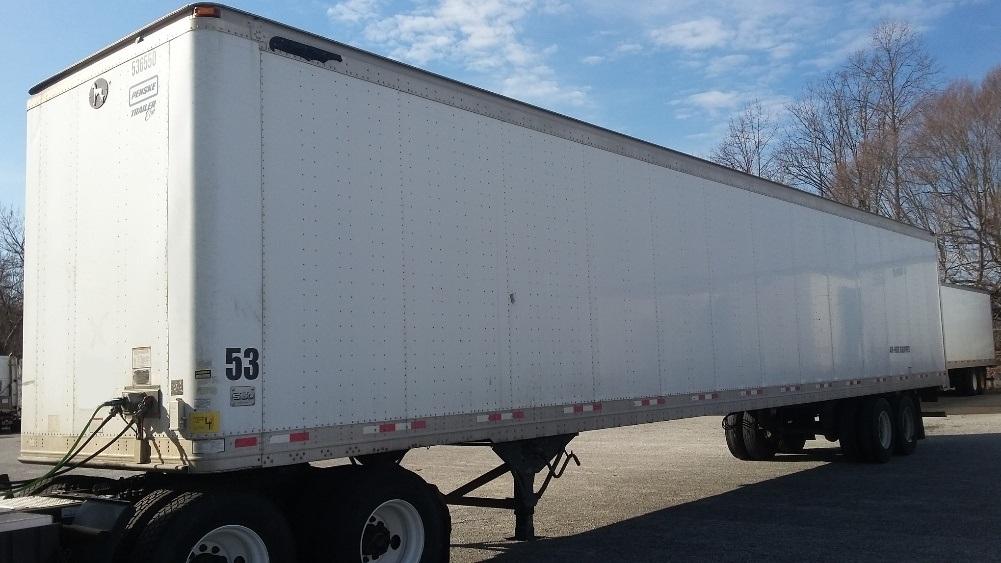 Dry Van Trailer-Semi Trailers-Great Dane-2007-Trailer-GREENSBORO-NC-460,588 miles-$15,750