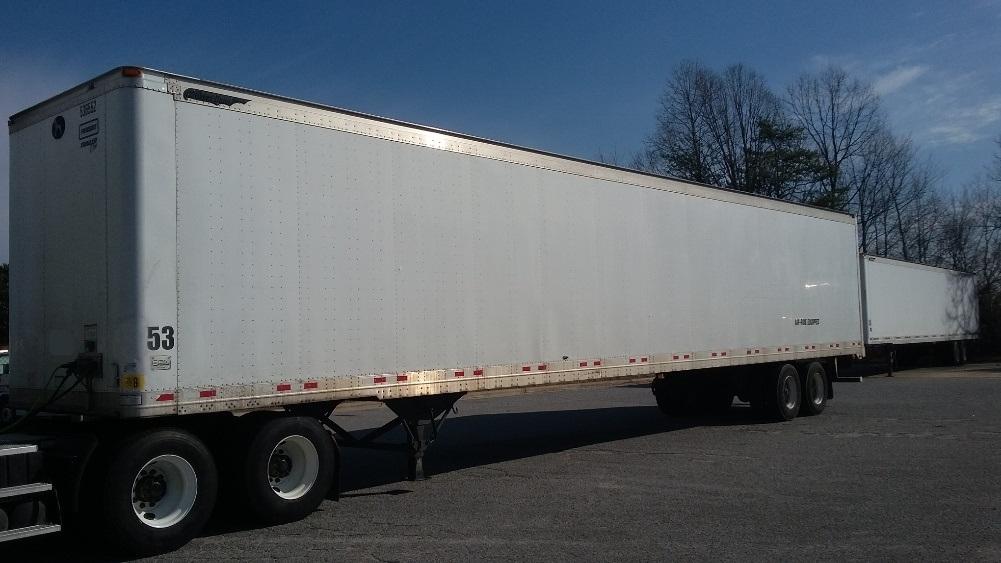 Dry Van Trailer-Semi Trailers-Great Dane-2007-Trailer-GREENSBORO-NC-561,784 miles-$15,750
