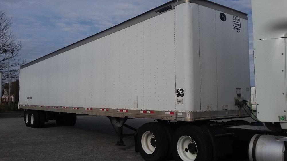 Dry Van Trailer-Semi Trailers-Great Dane-2007-Trailer-GREENSBORO-NC-480,251 miles-$15,750