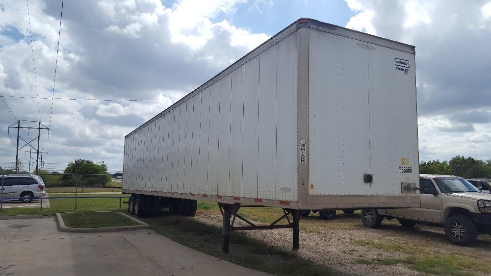 Dry Van Trailer-Semi Trailers-Trailmobile-2006-Trailer-BRYAN-TX-388,570 miles-$11,750