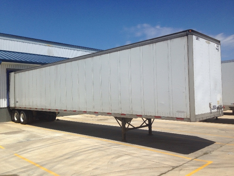 Dry Van Trailer-Semi Trailers-Trailmobile-2006-Trailer-TULSA-OK-228,464 miles-$11,750