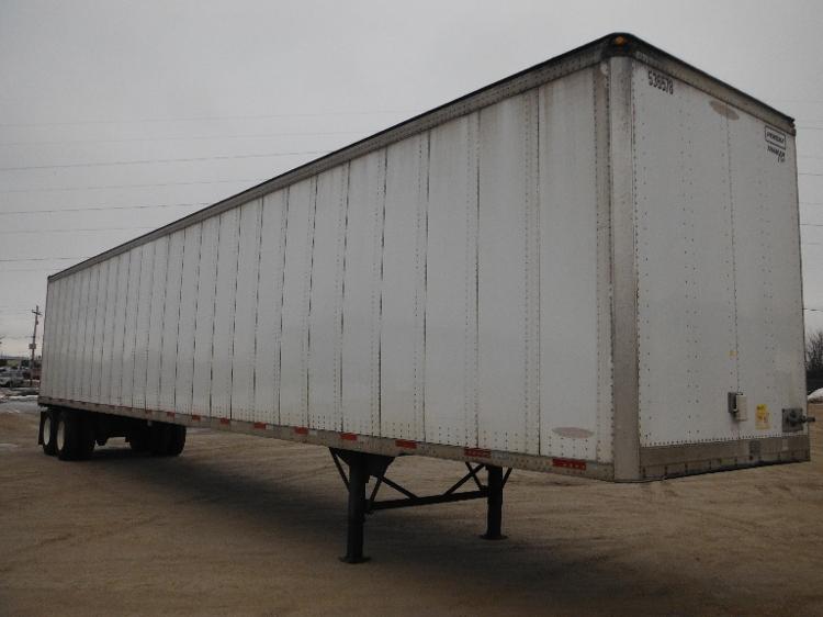 Dry Van Trailer-Semi Trailers-Trailmobile-2006-Trailer-FOND DU LAC-WI-248,047 miles-$11,250