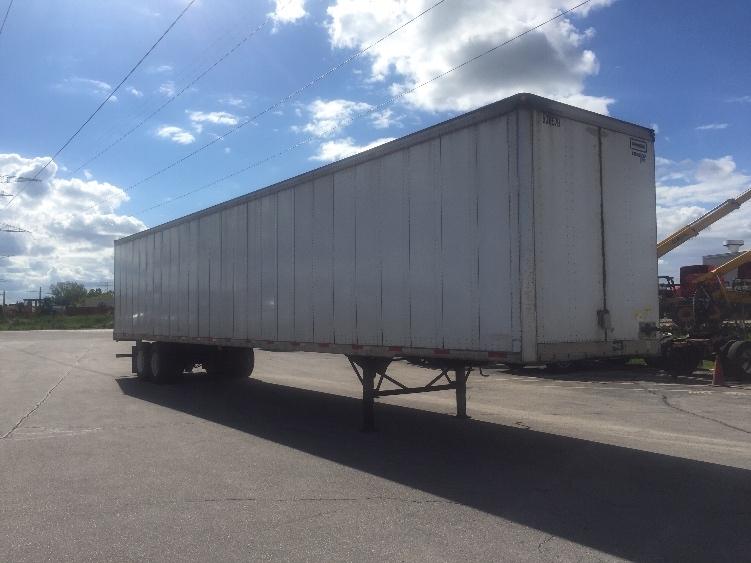 Dry Van Trailer-Semi Trailers-Trailmobile-2006-Trailer-ELK GROVE VILLAGE-IL-263,239 miles-$14,250