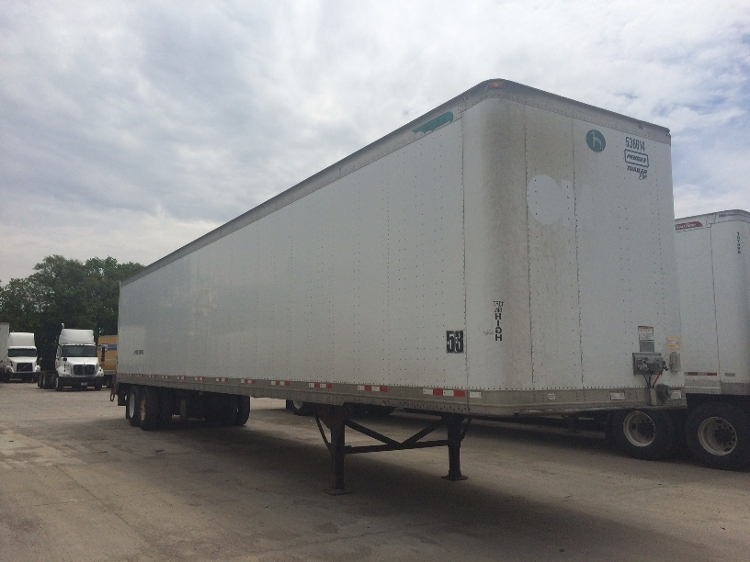 Dry Van Trailer-Semi Trailers-Great Dane-2007-Trailer-DE PERE-WI-680,862 miles-$12,000
