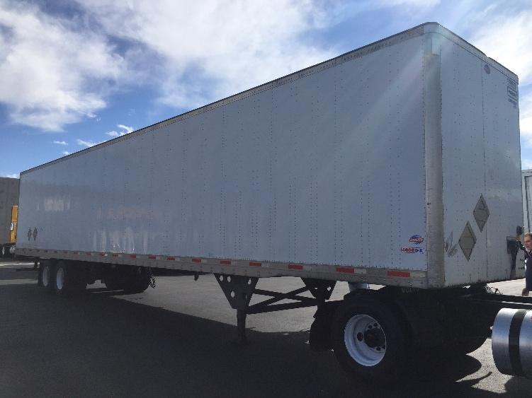 Dry Van Trailer-Semi Trailers-Utility-2007-Trailer-LAS VEGAS-NV-521,333 miles-$15,750