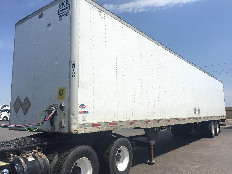 Dry Van Trailer-Semi Trailers-Utility-2007-Trailer-DAVENPORT-IA-535,843 miles-$13,000