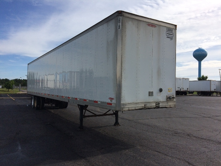 Dry Van Trailer-Semi Trailers-Trailmobile-2007-Trailer-ROTHSCHILD-WI-85,043 miles-$13,250