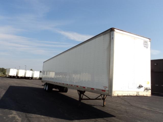 Dry Van Trailer-Semi Trailers-Trailmobile-2007-Trailer-ROTHSCHILD-WI-105,405 miles-$12,750