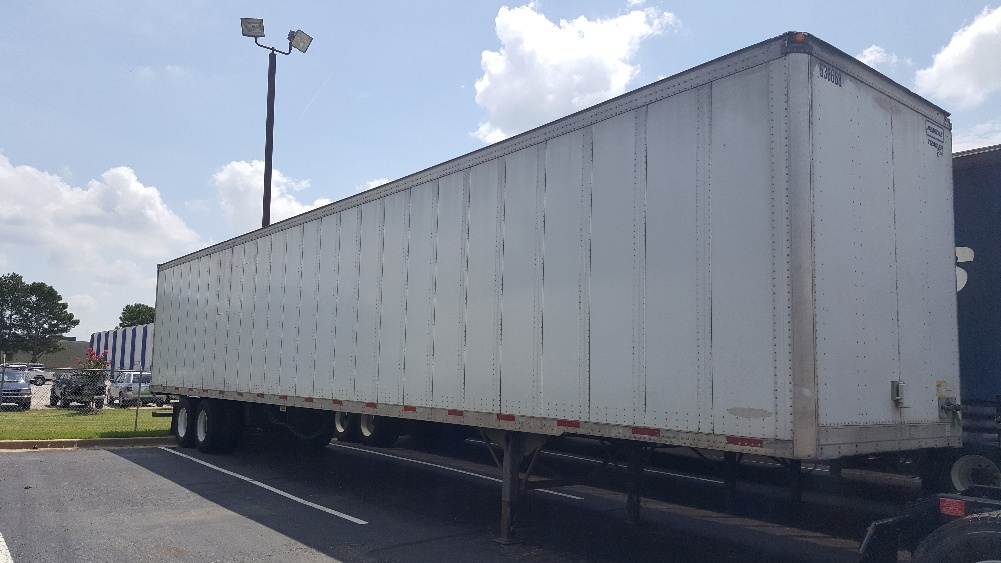 Dry Van Trailer-Semi Trailers-Trailmobile-2006-Trailer-OLIVE BRANCH-MS-248,545 miles-$14,250