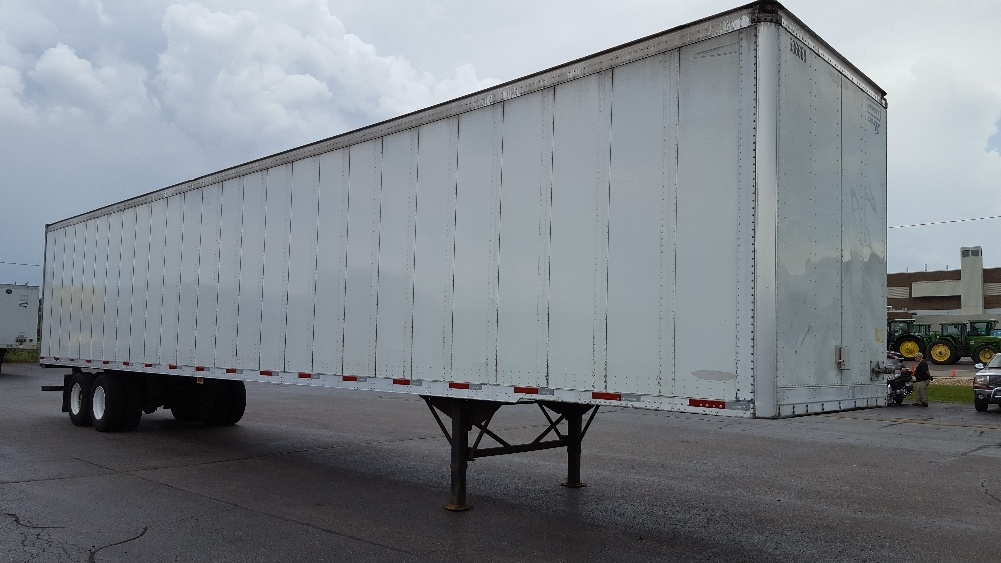 Dry Van Trailer-Semi Trailers-Trailmobile-2006-Trailer-MADISON-WI-320,000 miles-$10,250