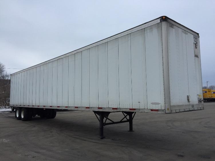 Dry Van Trailer-Semi Trailers-Trailmobile-2006-Trailer-MADISON-WI-567,838 miles-$14,250