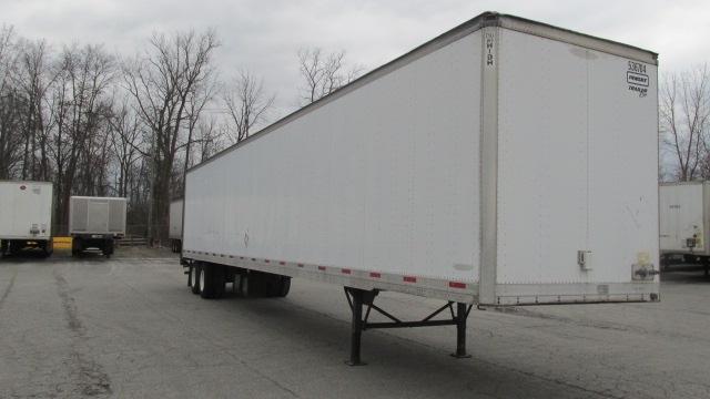 Dry Van Trailer-Semi Trailers-Trailmobile-2007-Trailer-FORT WAYNE-IN-578,162 miles-$12,750