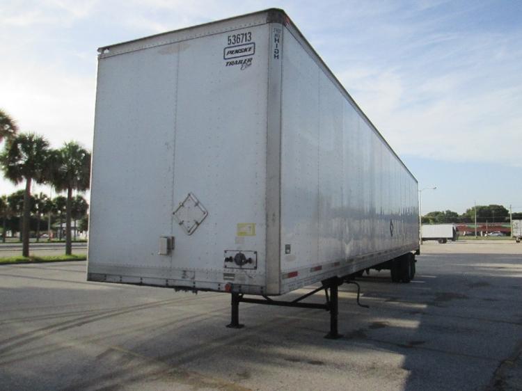 Dry Van Trailer-Semi Trailers-Trailmobile-2007-Trailer-TAMPA-FL-565,484 miles-$15,000