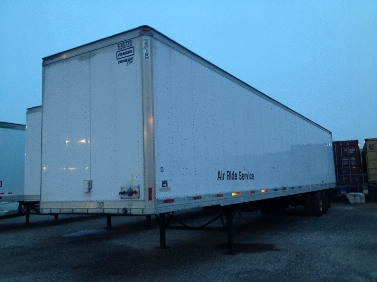 Dry Van Trailer-Semi Trailers-Trailmobile-2007-Trailer-LITHIA SPRINGS-GA-289,527 miles-$11,250
