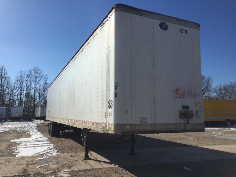 Dry Van Trailer-Semi Trailers-Great Dane-2007-Trailer-SPRINGFIELD-MO-550,534 miles-$12,500
