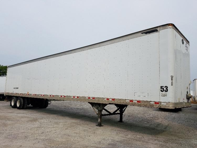 Dry Van Trailer-Semi Trailers-Great Dane-2007-Trailer-ALEXANDRIA-VA-583,710 miles-$13,000