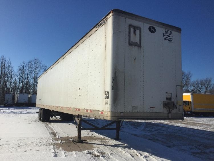 Dry Van Trailer-Semi Trailers-Great Dane-2007-Trailer-SPRINGFIELD-MO-528,936 miles-$12,500