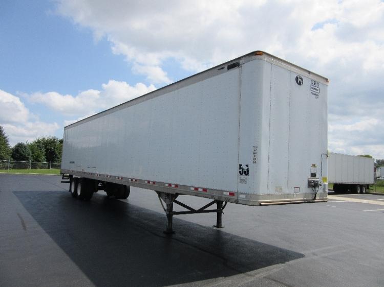 Dry Van Trailer-Semi Trailers-Great Dane-2007-Trailer-BETHLEHEM-PA-344,784 miles-$10,500