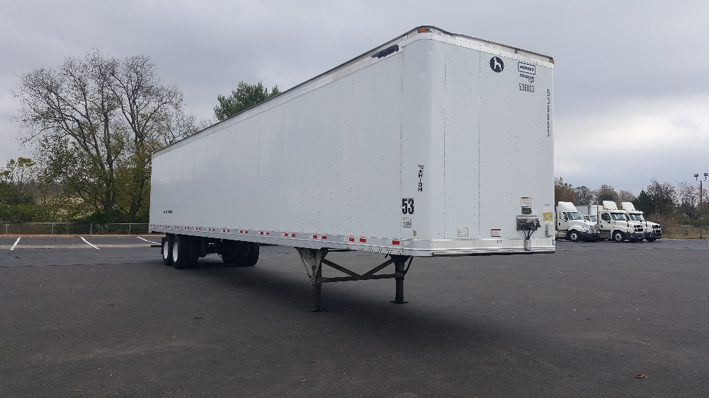 Dry Van Trailer-Semi Trailers-Great Dane-2007-Trailer-LEXINGTON-KY-664,181 miles-$15,000