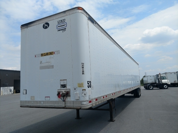 Dry Van Trailer-Semi Trailers-Great Dane-2007-Trailer-ALLEN PARK-MI-315,843 miles-$13,500