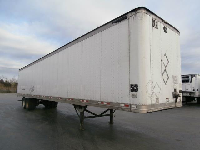 Dry Van Trailer-Semi Trailers-Great Dane-2007-Trailer-LA VERGNE-TN-366,476 miles-$15,750