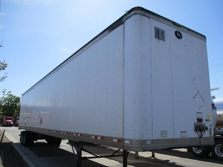 Dry Van Trailer-Semi Trailers-Great Dane-2007-Trailer-OKLAHOMA CITY-OK-317,756 miles-$15,750