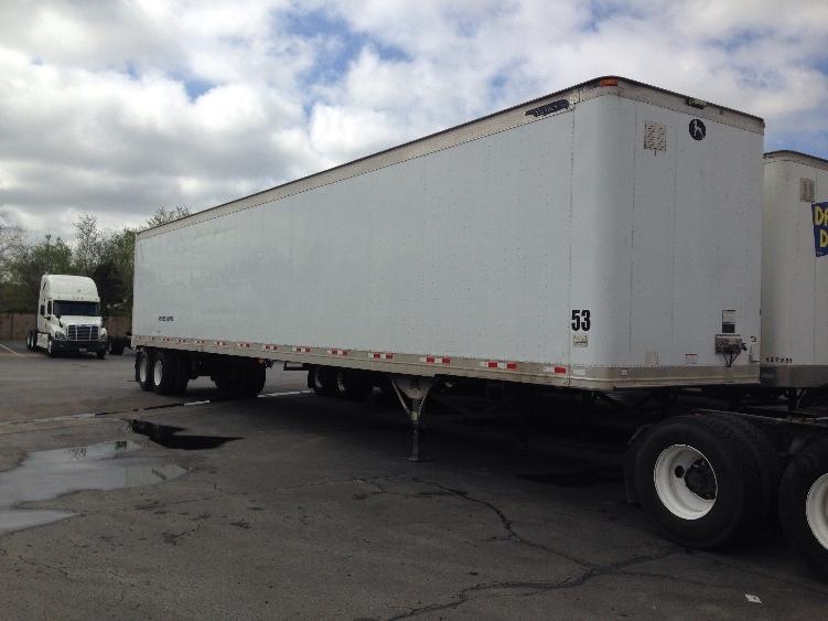 Dry Van Trailer-Semi Trailers-Great Dane-2007-Trailer-TULSA-OK-248,717 miles-$15,750