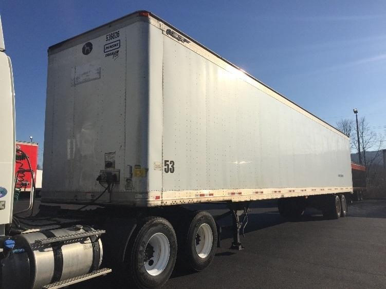 Dry Van Trailer-Semi Trailers-Great Dane-2007-Trailer-SALEM-VA-354,586 miles-$15,750