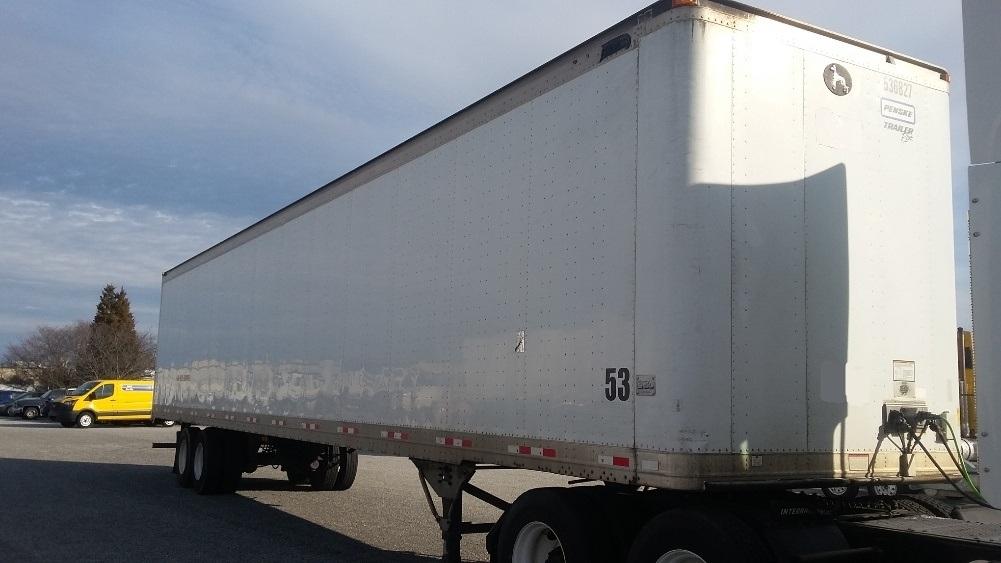 Dry Van Trailer-Semi Trailers-Great Dane-2007-Trailer-GREENSBORO-NC-625,384 miles-$15,750