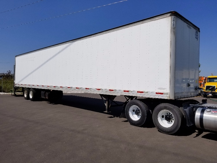Dry Van Trailer-Semi Trailers-Trailmobile-2007-Trailer-PARSIPPANY-NJ-478,606 miles-$13,500