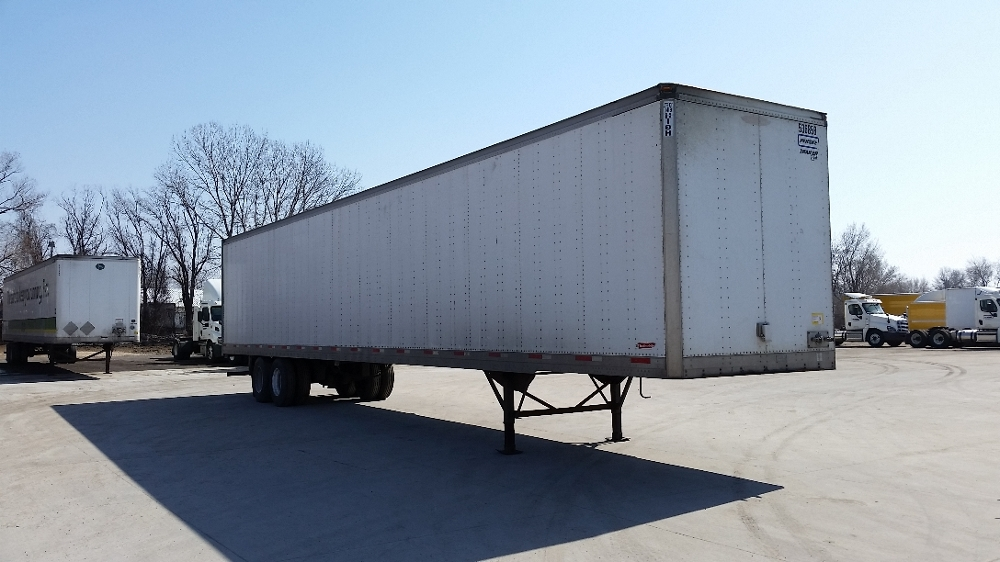 Dry Van Trailer-Semi Trailers-Trailmobile-2007-Trailer-DES MOINES-IA-607,567 miles-$13,000