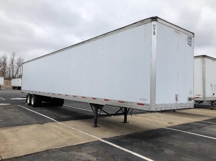 Dry Van Trailer-Semi Trailers-Trailmobile-2007-Trailer-PITTSBURGH-PA-380,220 miles-$14,000