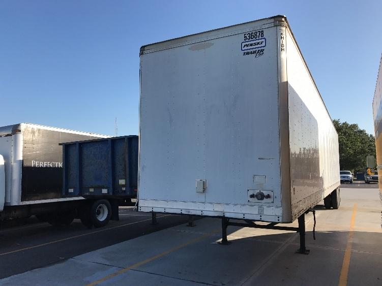 Dry Van Trailer-Semi Trailers-Trailmobile-2007-Trailer-HARAHAN-LA-293,135 miles-$15,750