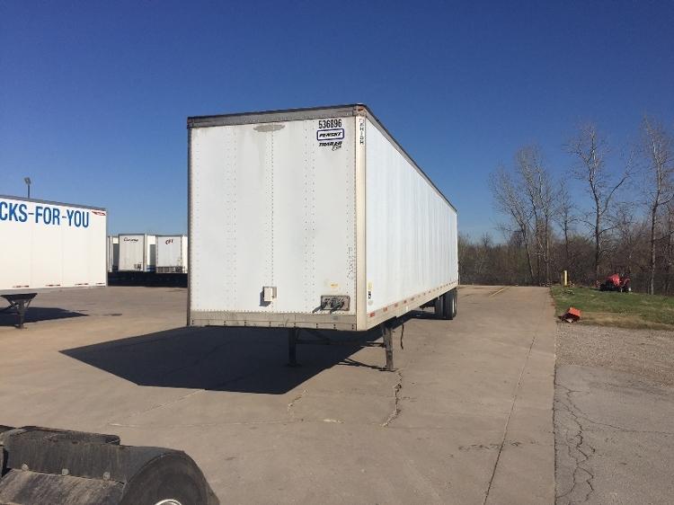 Dry Van Trailer-Semi Trailers-Trailmobile-2007-Trailer-TULSA-OK-797,357 miles-$12,250
