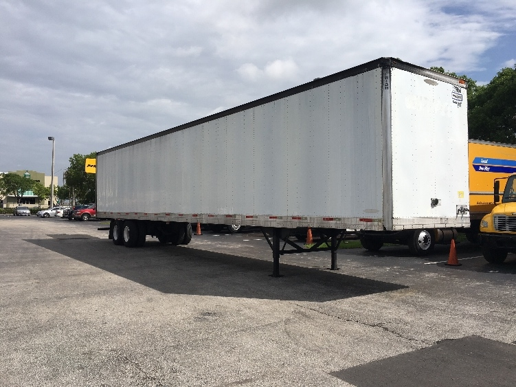 Dry Van Trailer-Semi Trailers-Trailmobile-2007-Trailer-MEDLEY-FL-672,951 miles-$14,000