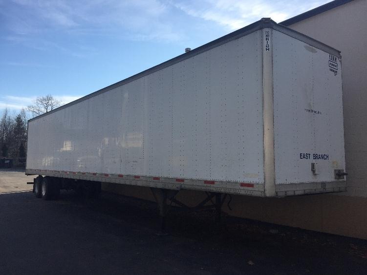 Dry Van Trailer-Semi Trailers-Trailmobile-2007-Trailer-FRANKLIN-MA-433,027 miles-$12,500