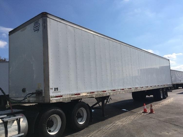 Dry Van Trailer-Semi Trailers-Trailmobile-2007-Trailer-ORLANDO-FL-186,042 miles-$15,750