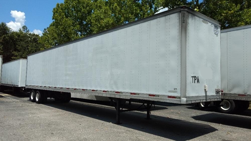 Dry Van Trailer-Semi Trailers-Trailmobile-2007-Trailer-TAMPA-FL-890,367 miles-$15,750