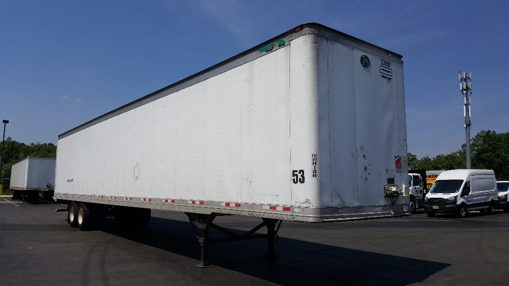 Dry Van Trailer-Semi Trailers-Great Dane-2007-Trailer-SAINT JOHNS-MI-371,775 miles-$12,500