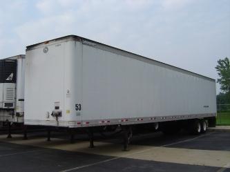 Dry Van Trailer-Semi Trailers-Great Dane-2007-Trailer-LANCASTER-PA-293,042 miles-$11,250