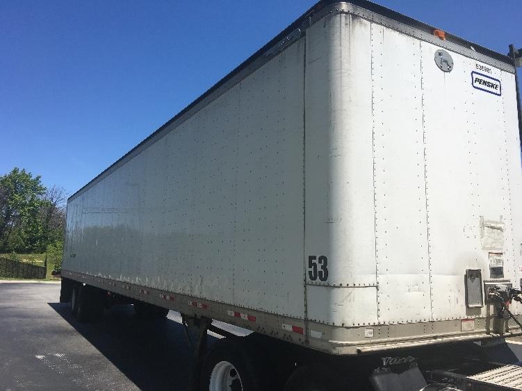 Dry Van Trailer-Semi Trailers-Great Dane-2007-Trailer-BALTIMORE-MD-209,879 miles-$15,750